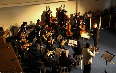 Orquestra AMF realiza segundo concerto na Câmara Municipal de Taboão da Serra