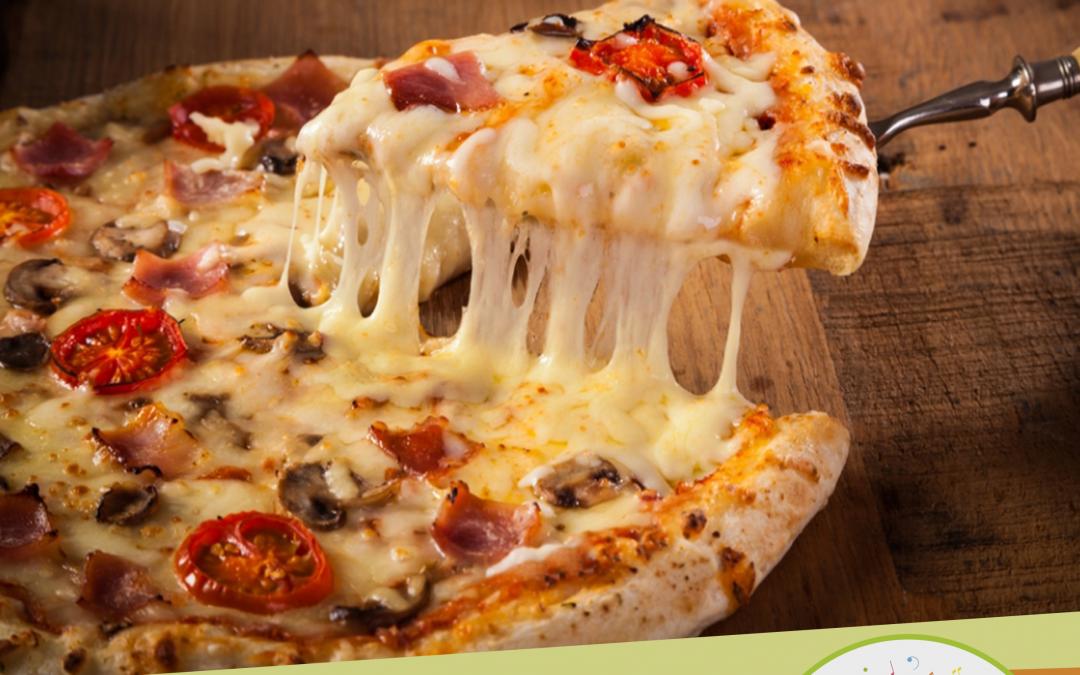 Venha para a nossa 9ª Noite da Pizza!