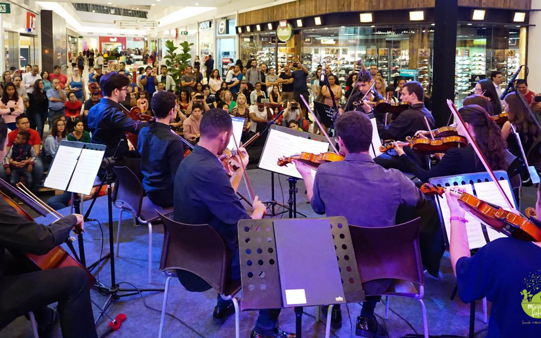 Quarta Musical no Shopping Taboão