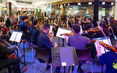 Quarta Musical no Shopping Taboão